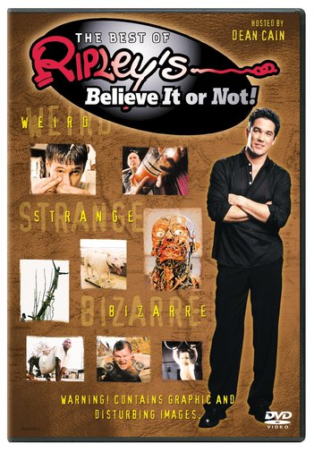 BEST OF RIPLEY'S BELIEVE IT OR NOT BY PALANCE,JACK (DVD)