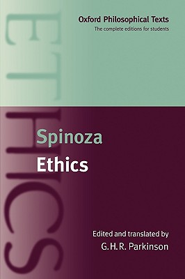 Spinoza By Parkinson, G. H. R. (EDT)